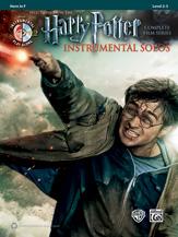 Harry Potter Instrumental Solos Horn in F