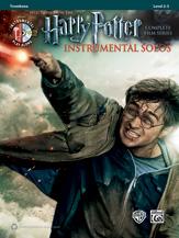 Harry Potter Instrumental Solos Trombone