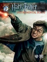 Harry Potter Instrumental Solos for Strings Violin