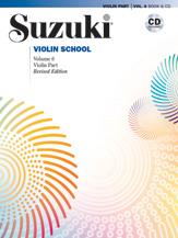 Suzuki Violin, Vol. 6 (Rev. Book+CD)