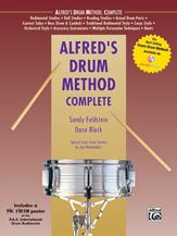 Alfred Black / Feldstein      Alfred's Drum Method Complete - Snare Drum