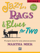 Classical Jazz, Rags & Blues, Book 5 [Piano]