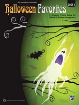Halloween Favorites, Book 4 [Piano]