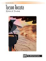 Tucson Toccata - 1 Piano 4 Hands Sheet