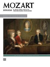 Sonatas - 1 Piano 4 Hands
