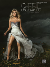 Carrie Underwood: Blown Away [Piano/Vocal/Guitar]