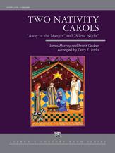2 Nativity Carols - Concert Band
