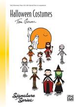 Halloween Costumes Piano Solo