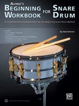 Alfred Brown N                Alfred's Beginning Workbook for Snare Drum