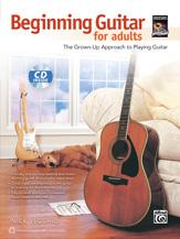 Beginning Guitar for Adults [Guitar]