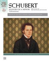 Allegro in A Minor Op 144 (Lebenssturme) w/cd [1p4h]