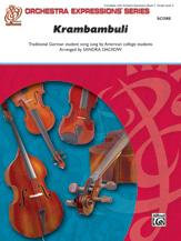 Alfred  Dackow S  Krambambuli - String Orchestra