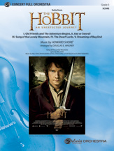 The Hobbit: An Unexpected Journey (Full Orchestra)