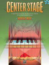 Center Stage, Book 3 [Piano]