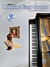 Alfred's Premier Piano Course Masterworks, Book 6 w/CD