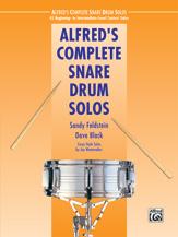 Alfred Feldstein / Black   Alfred's Complete Snare Drum Solos