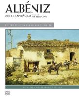 Albeniz Suite Espanola Opus 47