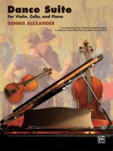 Dance Suite for Violin, Cello & Piano