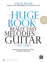 Huge Book of Really Easy Melodies - Guitar Tab