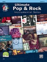Ultimate Pop & Rock Instrumental Solos for Strings [Violin]