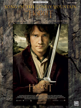 Song of the Lonely Mountain (from The Hobbit: An Unexpected Journey) Easy Piano