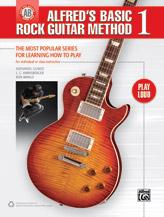 Alfred's Basic Rock Guitar Method 1 -