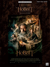 I See Fire (from The Hobbit: The Desolation of Smaug) [Piano/Vocal/Guitar]