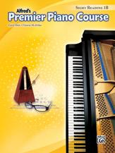 Alfred's Premier Piano Course Sightreading 1B