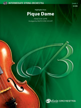 Alfred Von Suppe            Ford R  Pique Dame Highlights - String Orchestra
