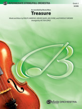 Alfred Mars/Lawrence/Levine Lopez V Bruno Mars Treasure - Full Orchestra