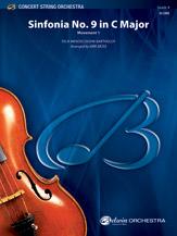 Alfred Mendelssohn          Moss K  Sinfonia No 9 in C Major (Movement 1) - String Orchestra