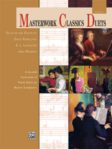 Masterwork Classics Duets Level 6 FED-D1 [1p4h]