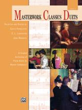 Masterwork Classics Duets Level 7 FED-MD1 [1p4h] Piano Duet