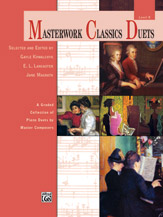 Masterwork Classics Duets Lvl 8 - 1P4H MD1 D1