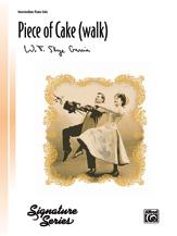 A Piece of Cake (walk) FED-E3 [Piano] Garcia