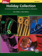 Accent on Performance Holiday Collection [Percussion 2] PERC 2