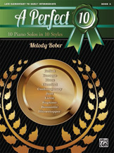 A Perfect 10 Bk 2 IMTA-B [Piano] Bober