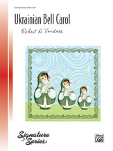 Ukrainian Bell Carol Late Elementary