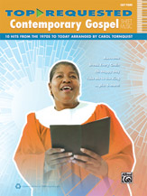 Alfred  Carol Tornquist  Top Requested Contemporary Gospel Sheet Music - Easy Piano