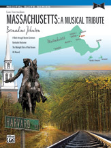 Massachusetts: A Musical Tribute - Piano