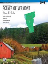 Scenes of Vermont - Piano