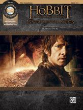 Hobbit: The Motion Picture Trilogy - Alto Sax (Book/CD)