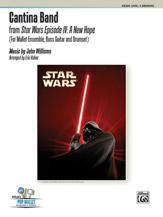 Star Wars IV - Cantina Band