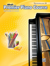 Premier Piano Course, Notespeller 1B [Piano]