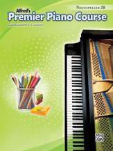 Premier Piano Course Notespeller Level 2B