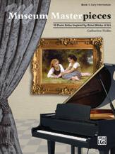 Museum Masterpieces Bk 1 FED-E2 IMTA-B/C [early intermediate piano] Rollin