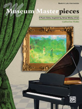 Museum Masterpieces, Book 4 - Piano
