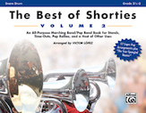 Alfred  Lopez V  Best of Shorties Volume 2 - Snare Drum