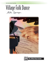 Village Folk Dance FED-E1 [1p4h]