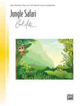 Jungle Safari FED-P1 [early elementary piano] Matz